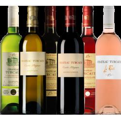 Coffret Découverte - 6 bouteilles
