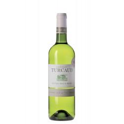 Château Turcaud Blanc - Carton de 6 bouteilles