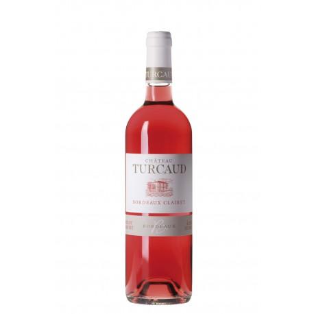 Bordeaux Clairet AOC - Carton de 6 bouteilles